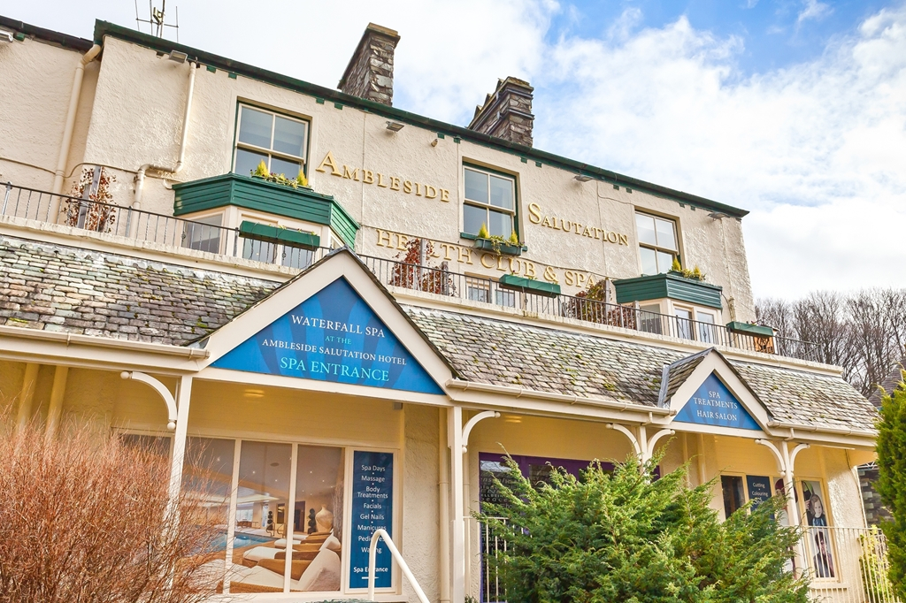 Best Western Premier Collection Ambleside Salutation Hotel