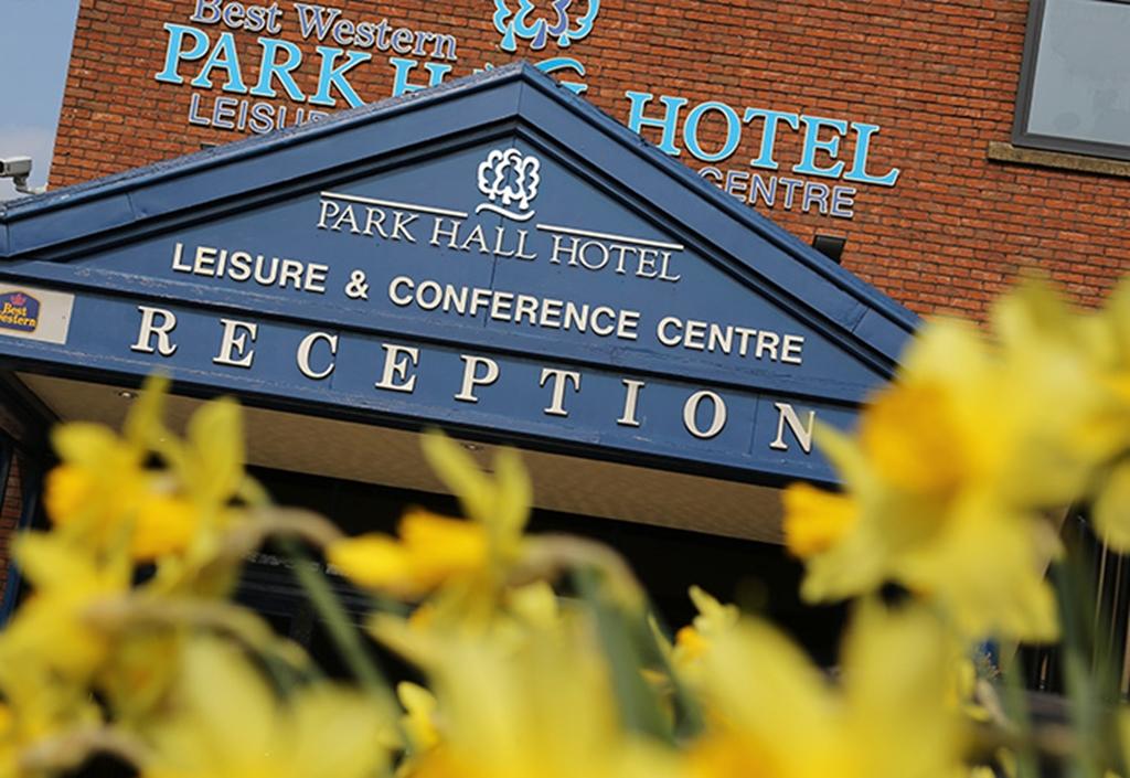 Best Western Park Hall Hotel