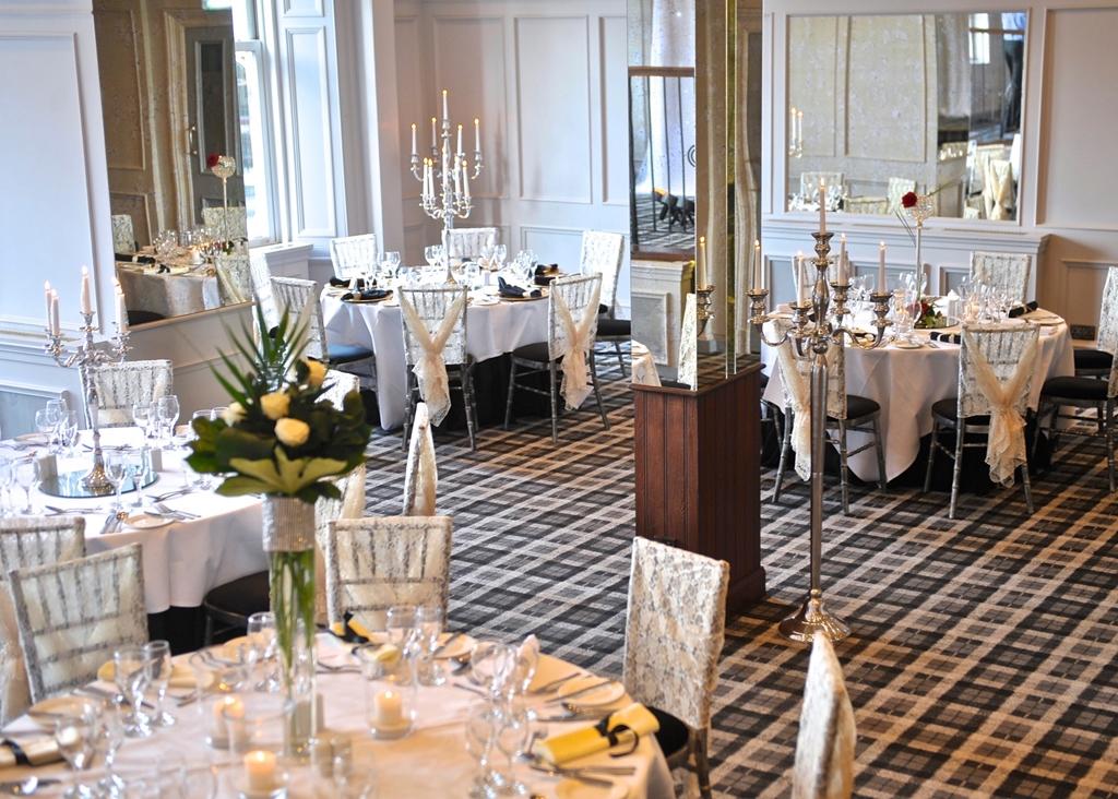 The Braid Suite, Gala Dinner