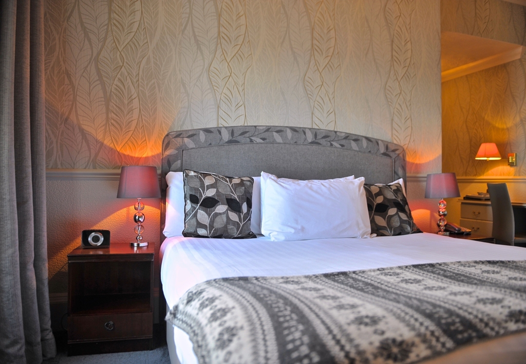 Comfortable refurbished bedrooms