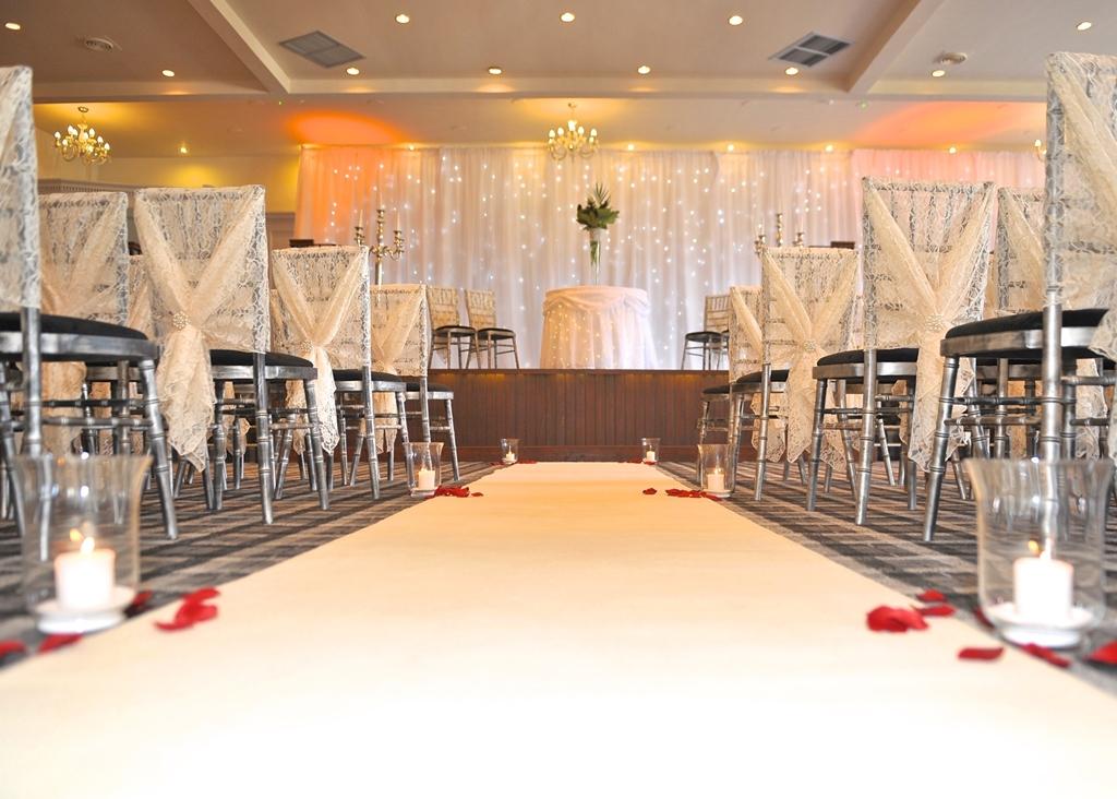 The Braid Suite Wedding Ceremony