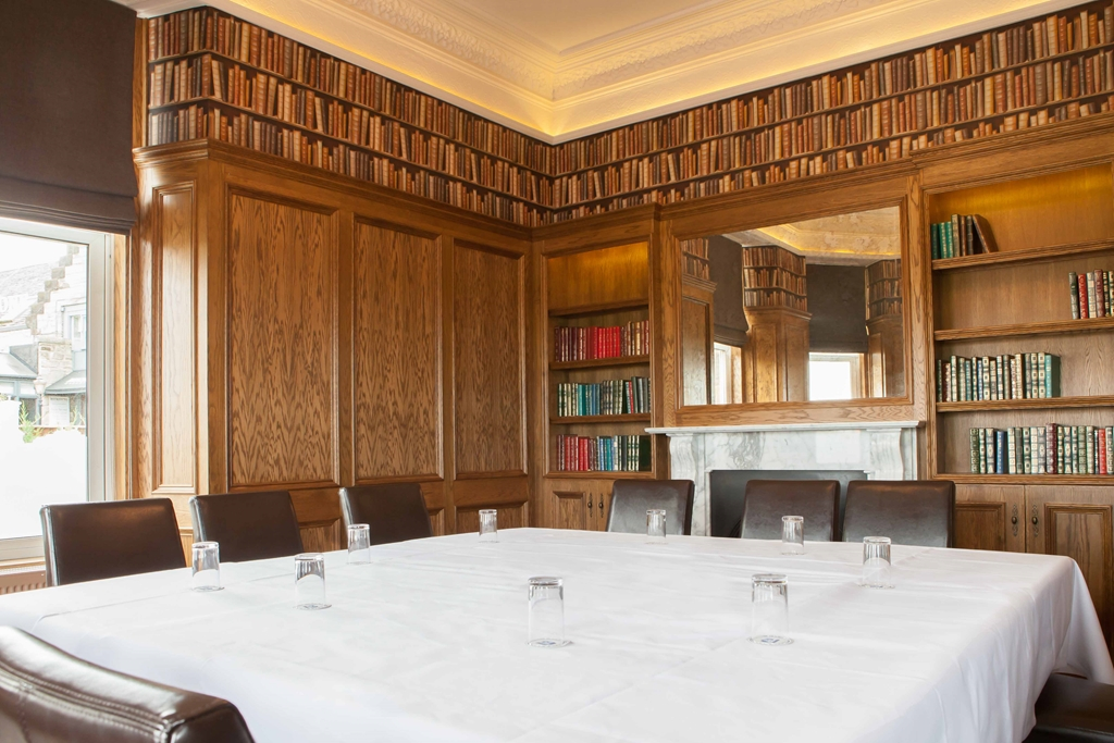 The Library boardroom