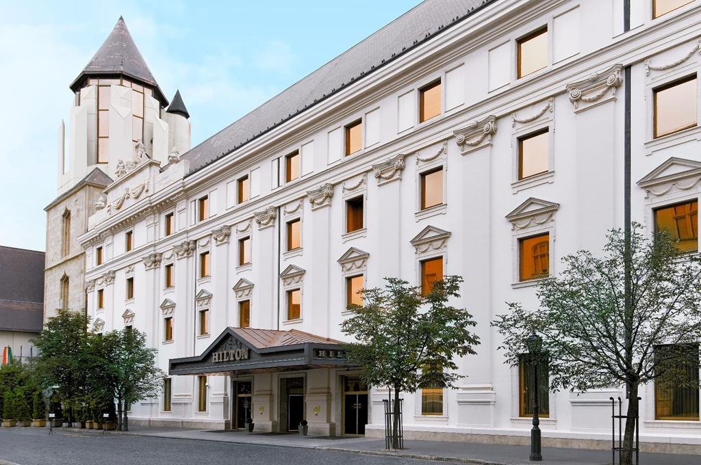 Hilton Budapest hotel
