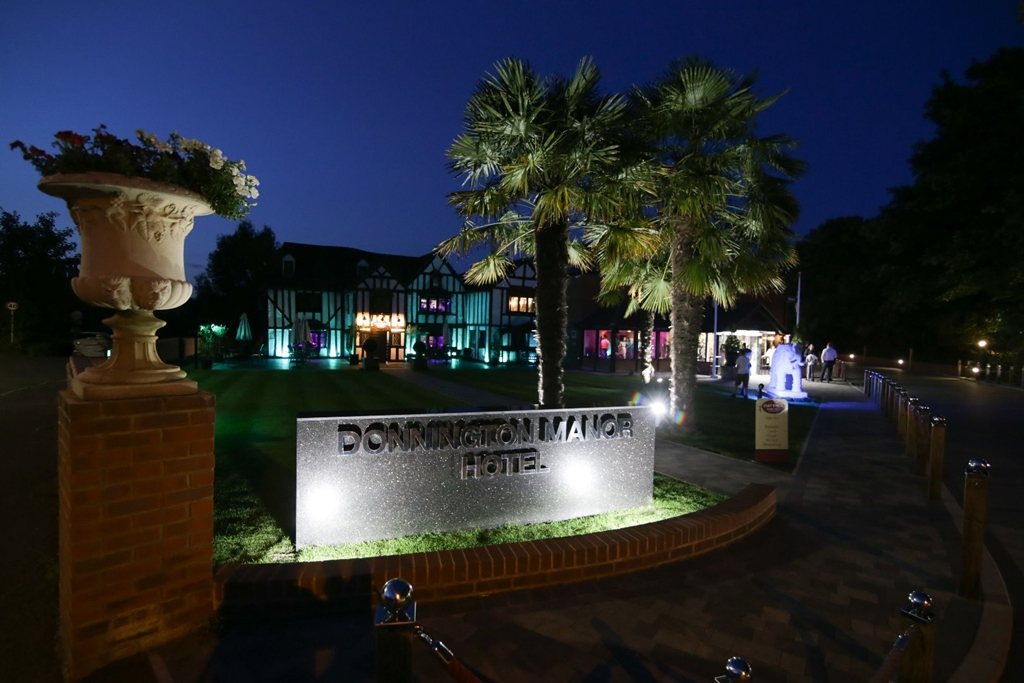 Classic British - Donnington Manor Hotel