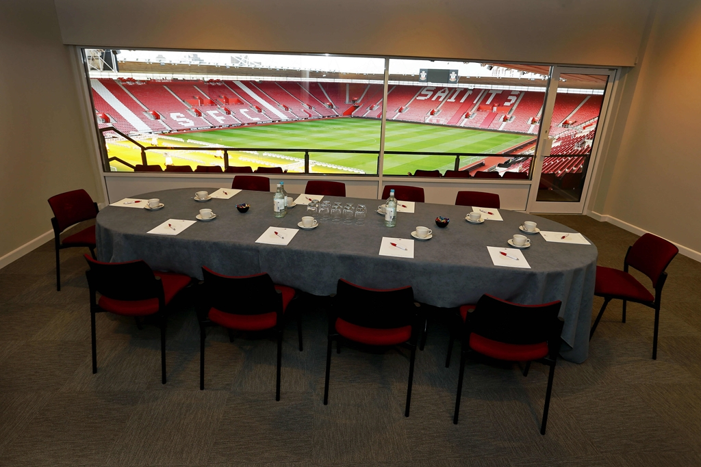Halo Conferences & Events at Southampton FC