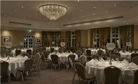 Wishaw Suite Banquet
