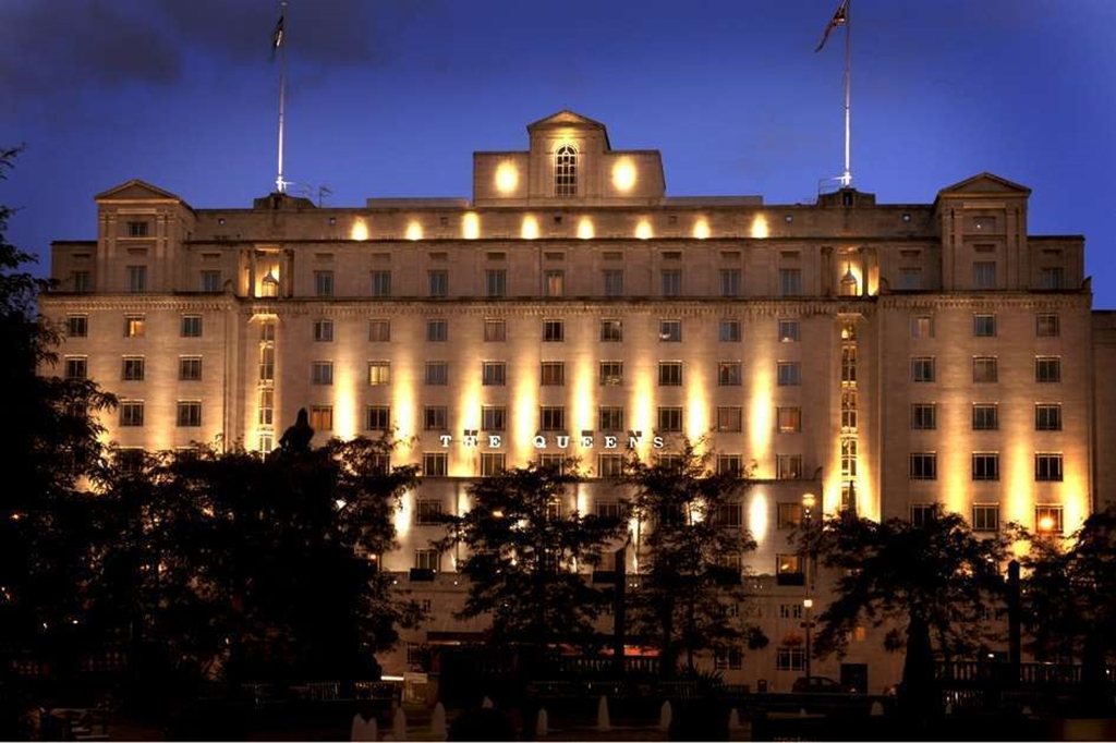 Q Hotels win no 1 UK hotel meetings and conference product!