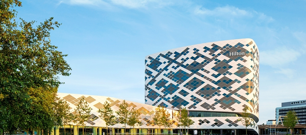 Hilton Amsterdam Airport Schiphol hotel
