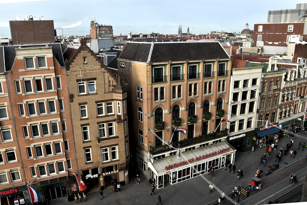 Hotel Amsterdam-de Roode Leeuw