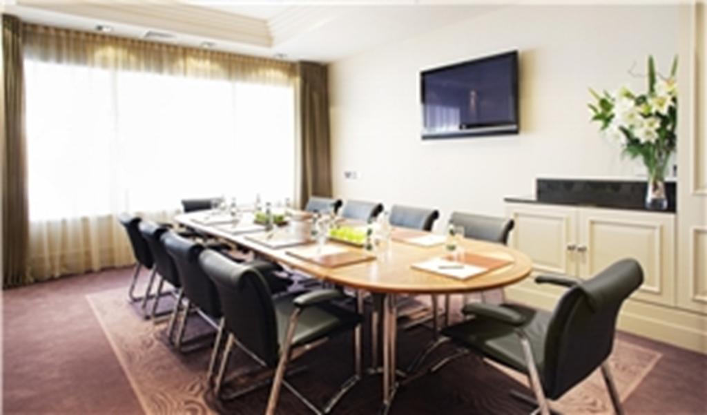 William West - Executive Boardroom