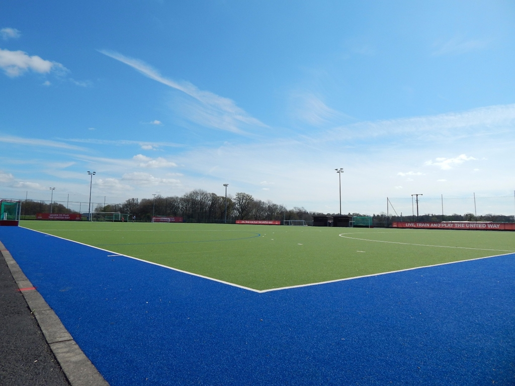 All Weather Hockey Pitch no.2