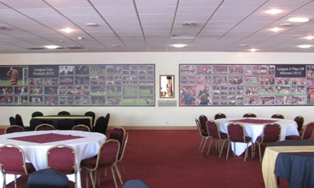 Events at Bradford City FC