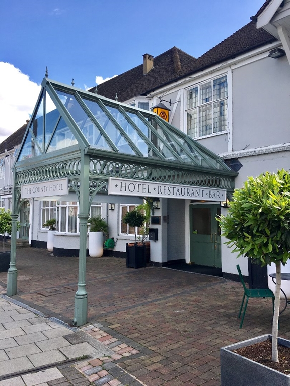 Classic British - County Hotel Chelmsford