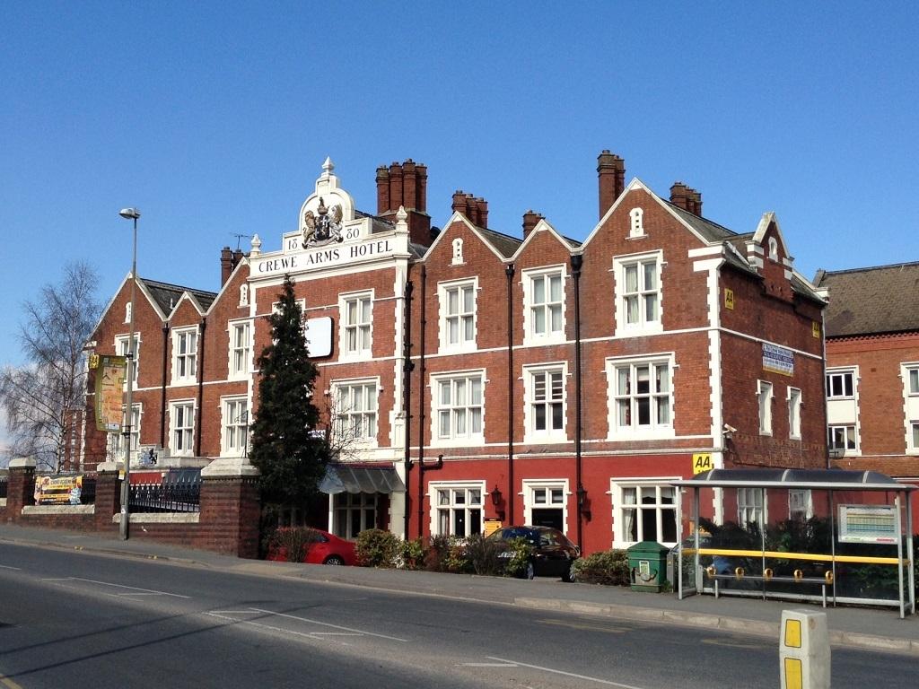 Best Western Crewe Arms Hotel