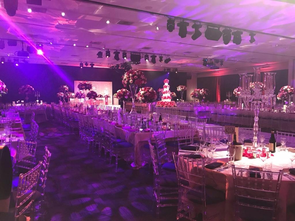 Banqueting Suite - Wedding