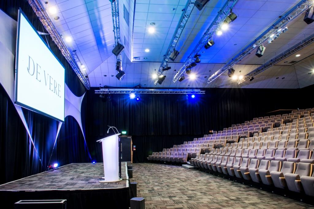 Conference Theatre - Theatre Style