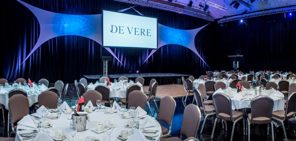 Conference Theatre - Dinner