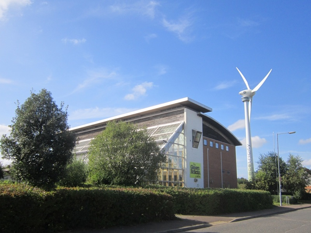 The Green Britain Centre