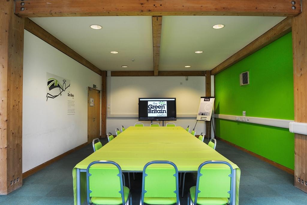 Eco Hero boardroom