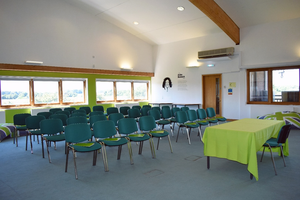 the green britain centre 2