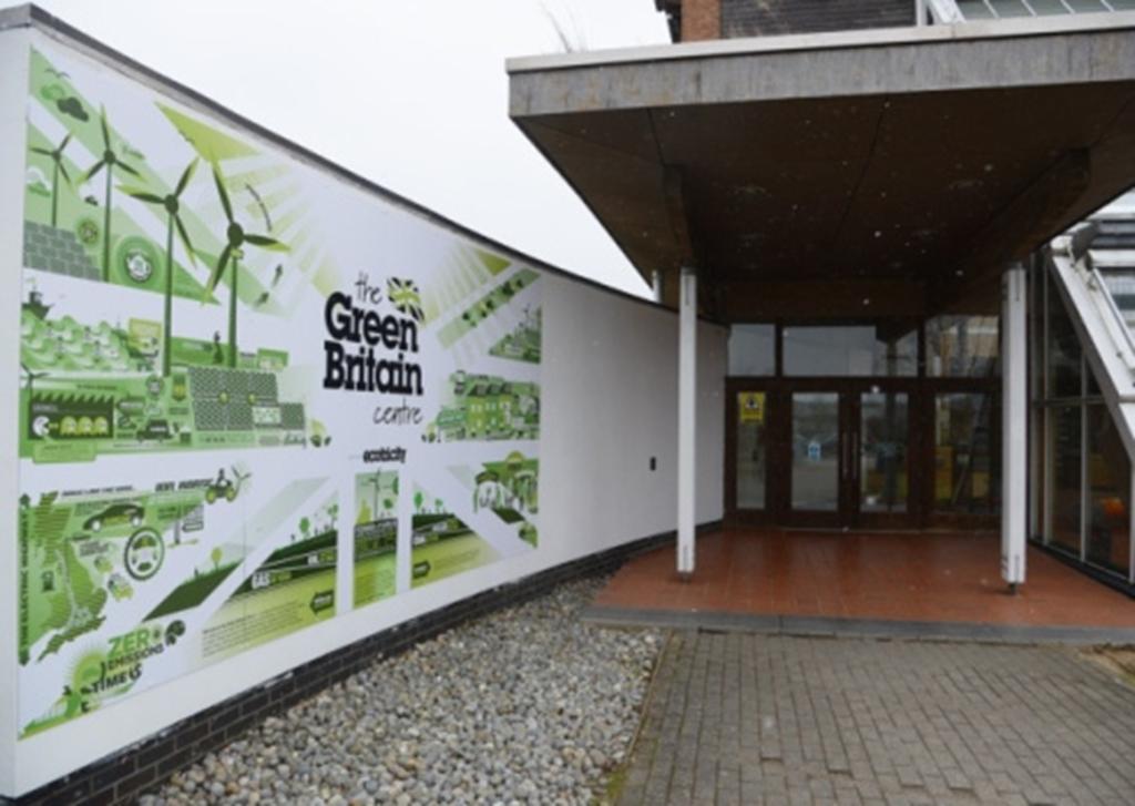 the green britain centre 3