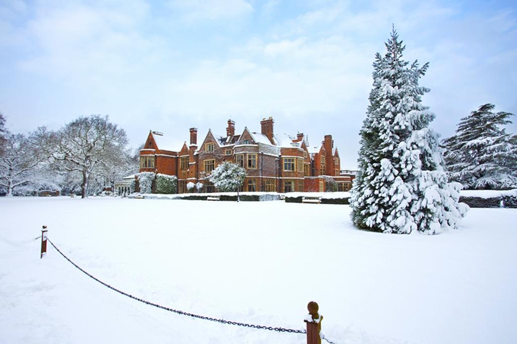 Warren House