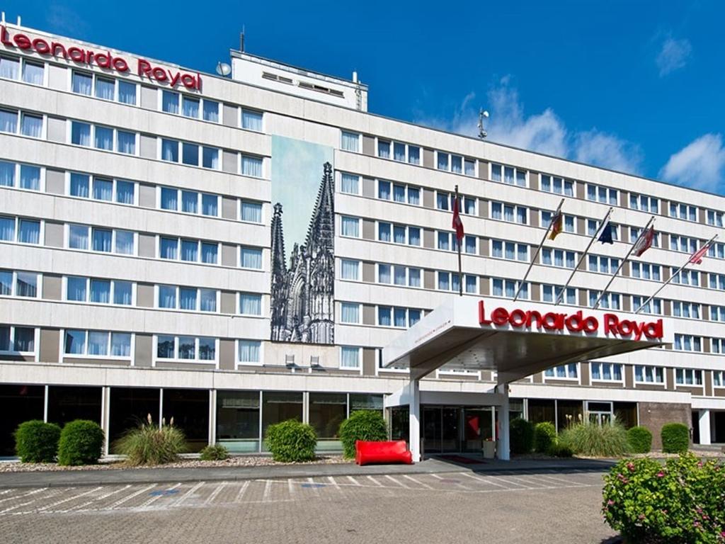 Leonardo Hotel Cologne Am Stadtwald