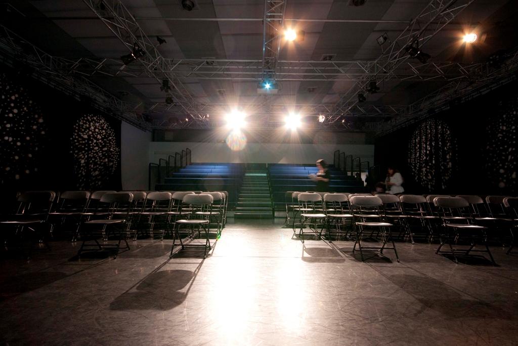 Venue 1 theatre style