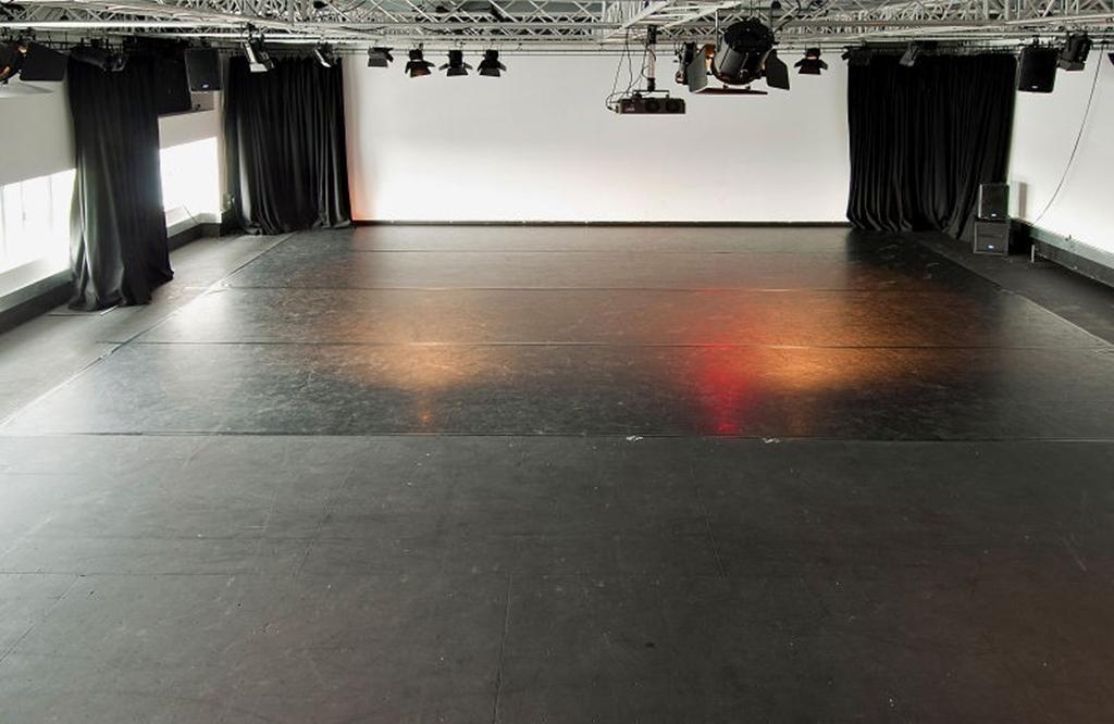 Venue 1 Empty Space