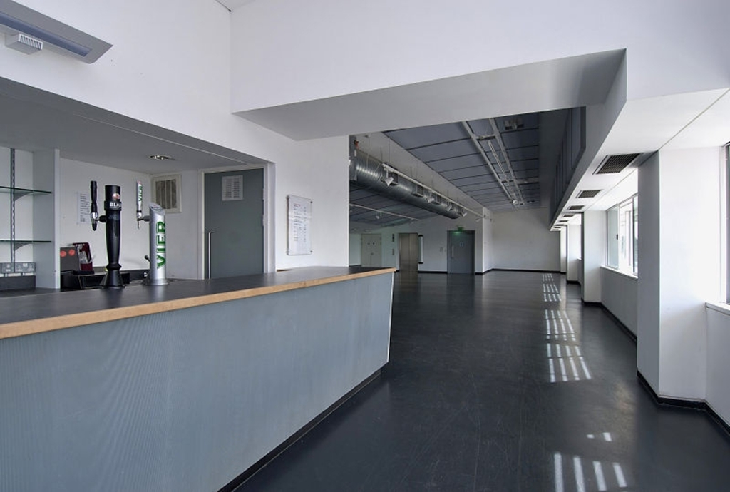 Venue 2 Empty