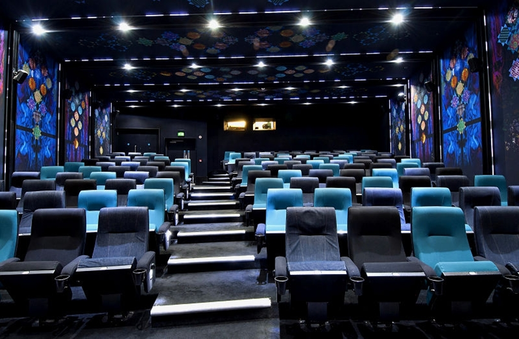 Screen 2 Seating