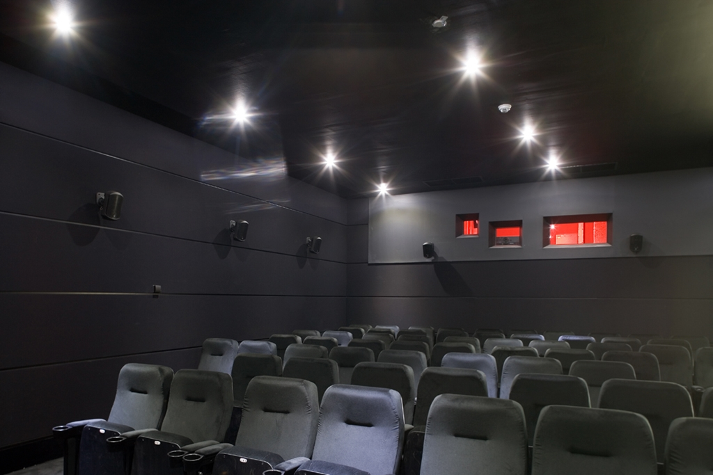 Screen 3 Projection Booth