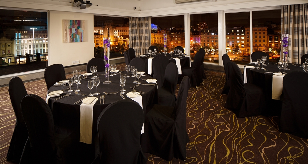 Park Suite, Mercure Manchester Piccadilly Hotel