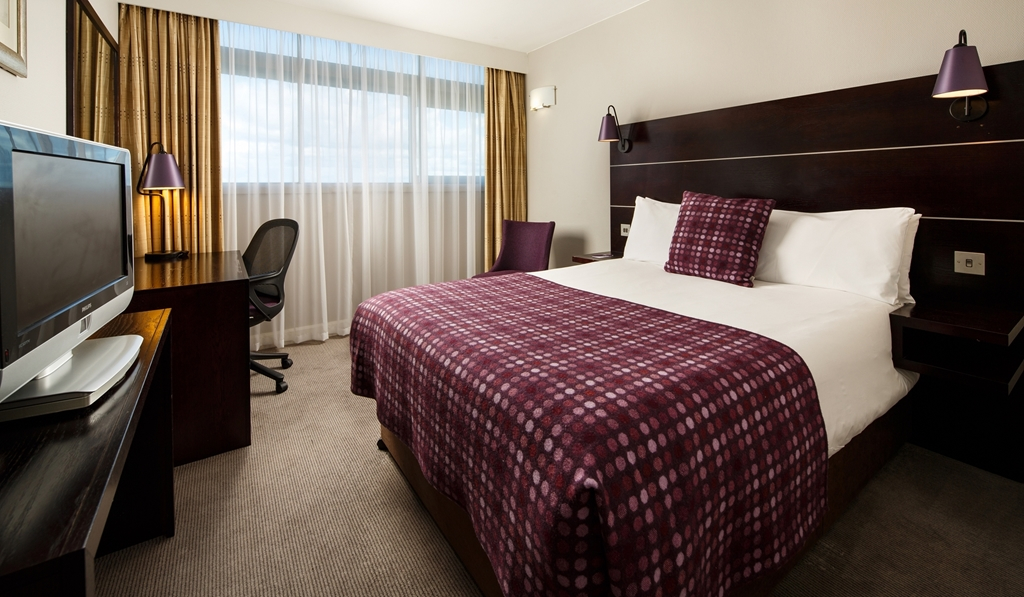 Suite, Mercure Manchester Piccadilly Hotel