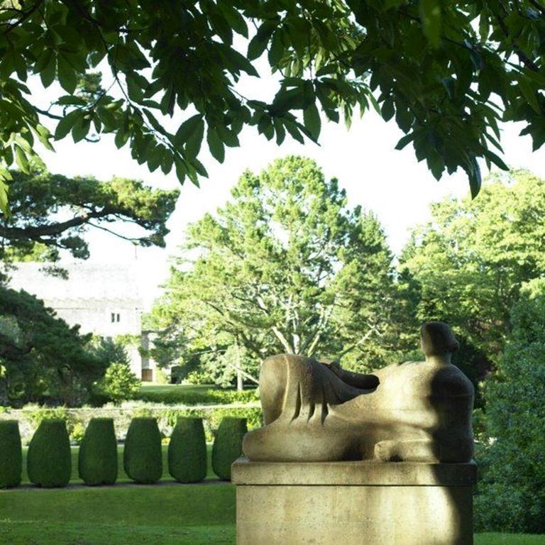 gardens Henry Moore