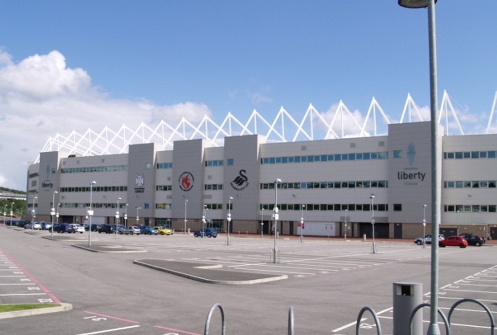Liberty Stadium, Swansea