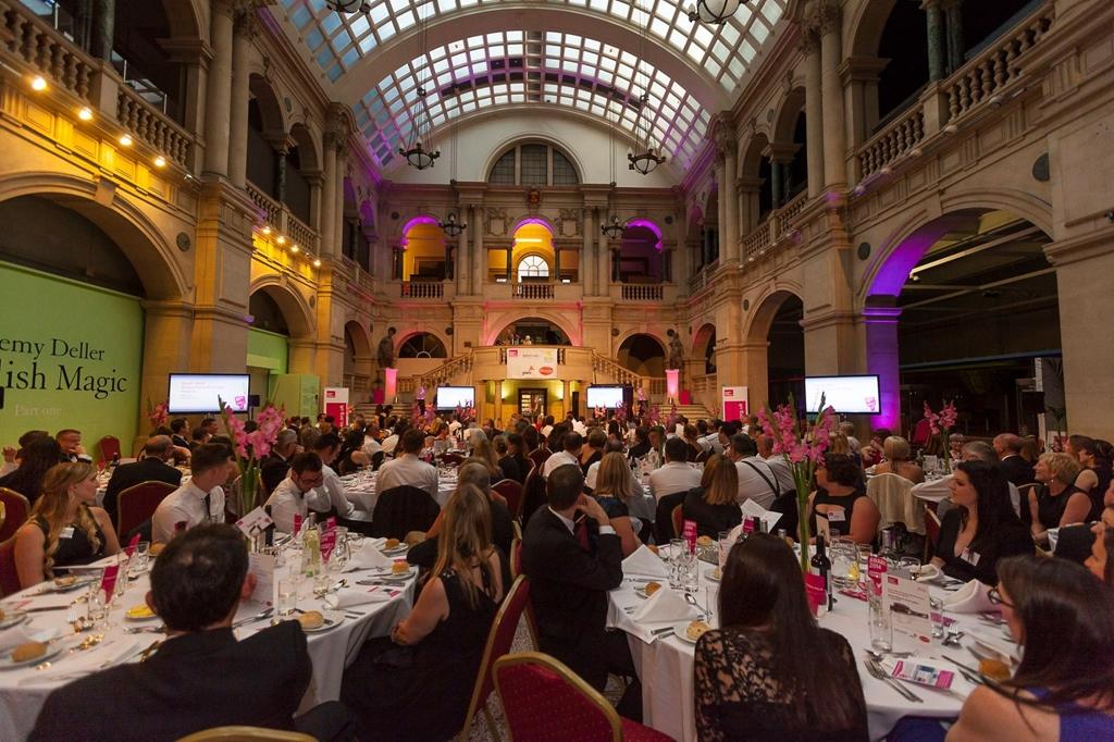 Bristol Museum and Art Gallery - Dinner