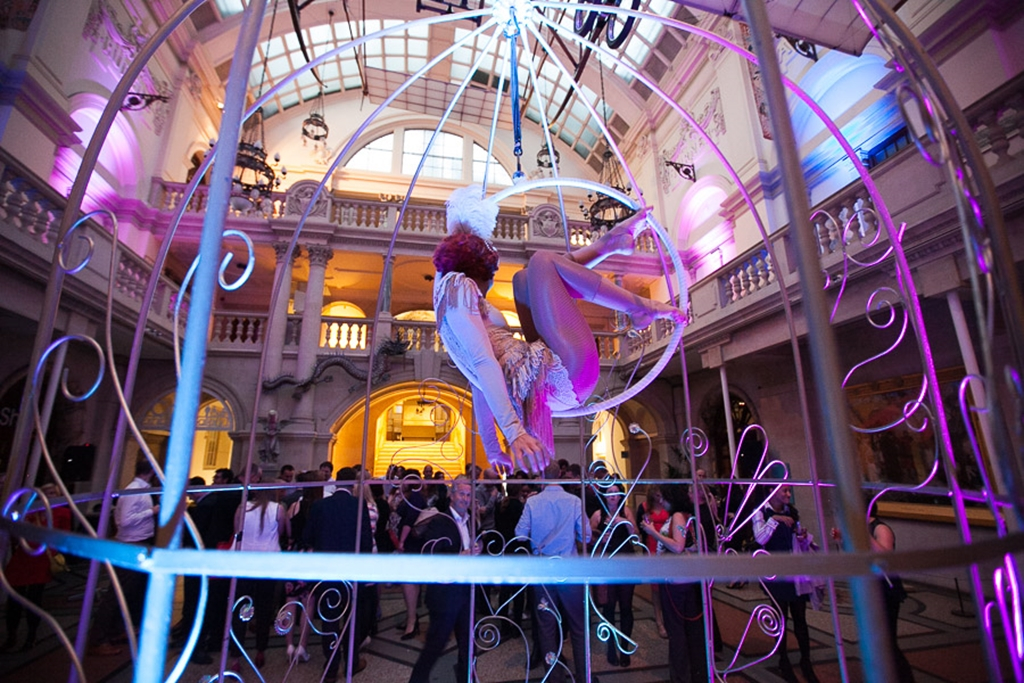 Bristol Museum and Art Gallery - Party