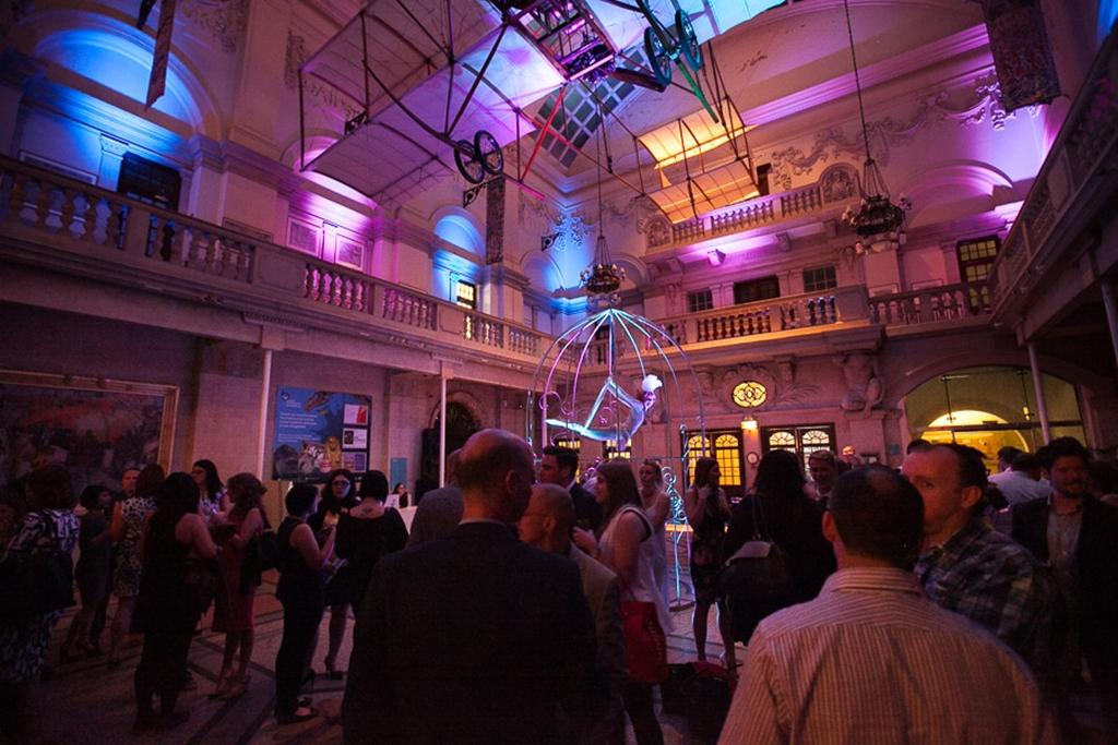 Bristol Museum and Art Gallery - Reception