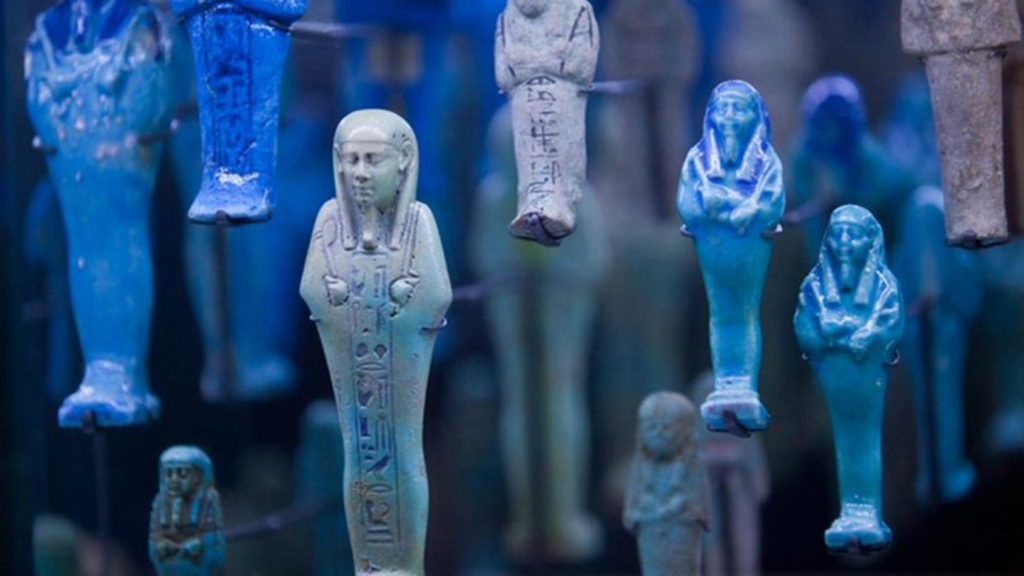 The Egypt gallery is available for private viewings.