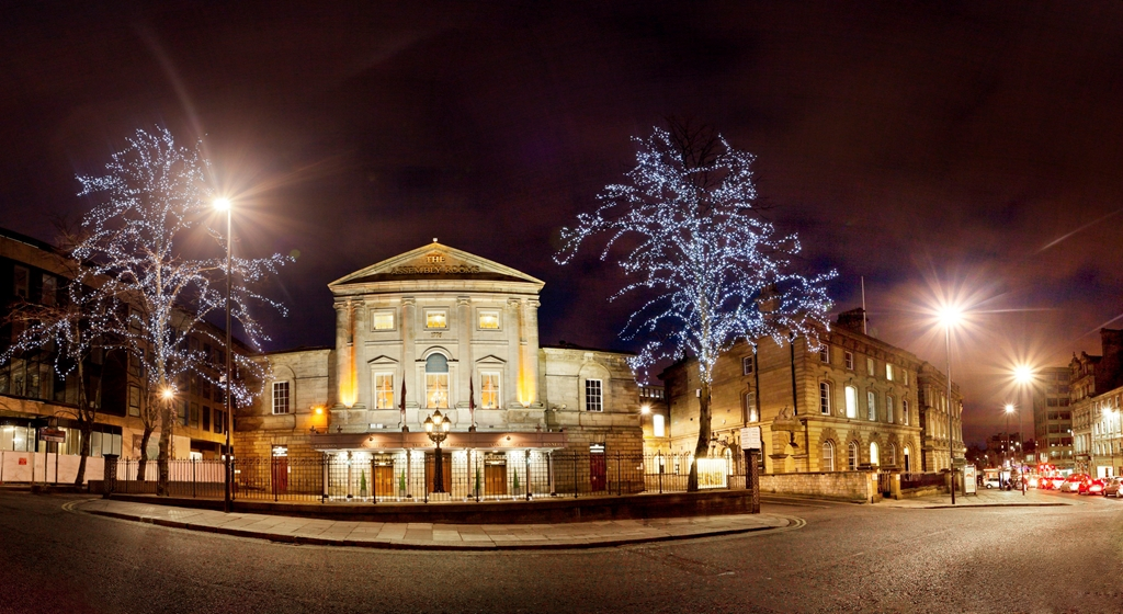 The Assembly Rooms (Newcastle) Ltd