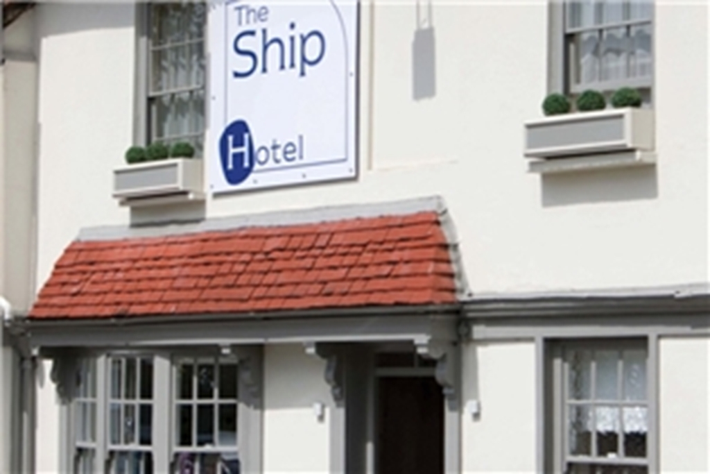 Best Western Ship Hotel