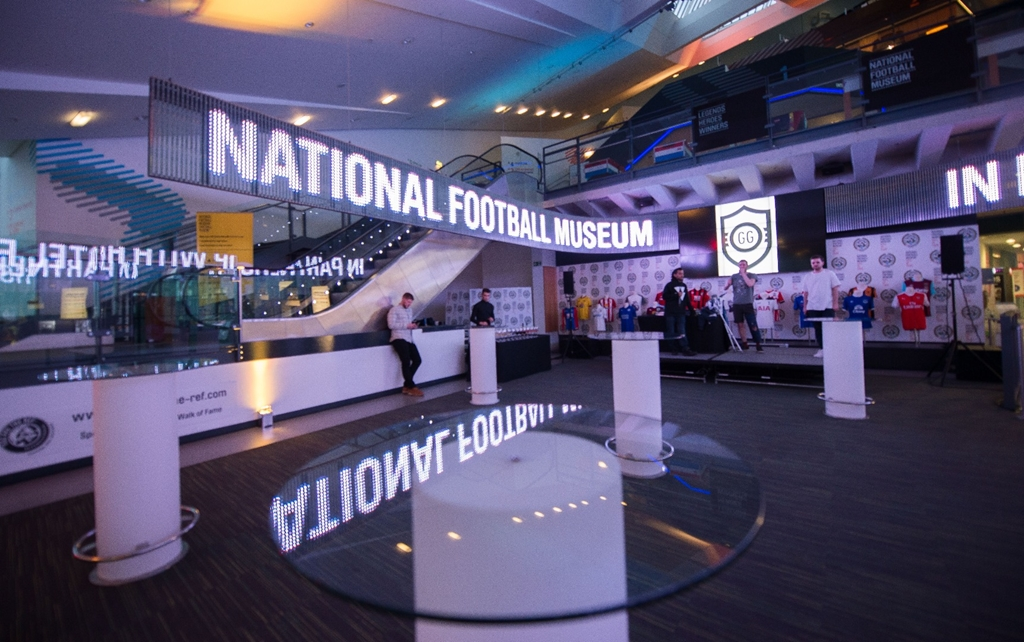 National Football Museum Amp 5th On Urbis Venuedirectory Com