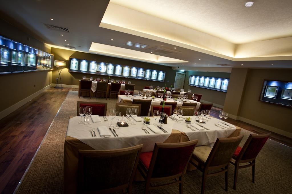 The Riley Room - Dinner
