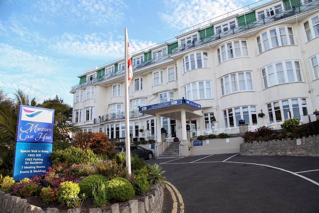 Marsham Court Hotel Bournemouth