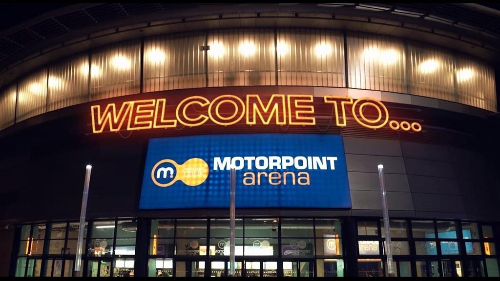 National Ice Centre & Motorpoint Arena Nottingham