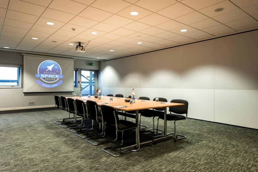 Boardroom - Shuttle Suite