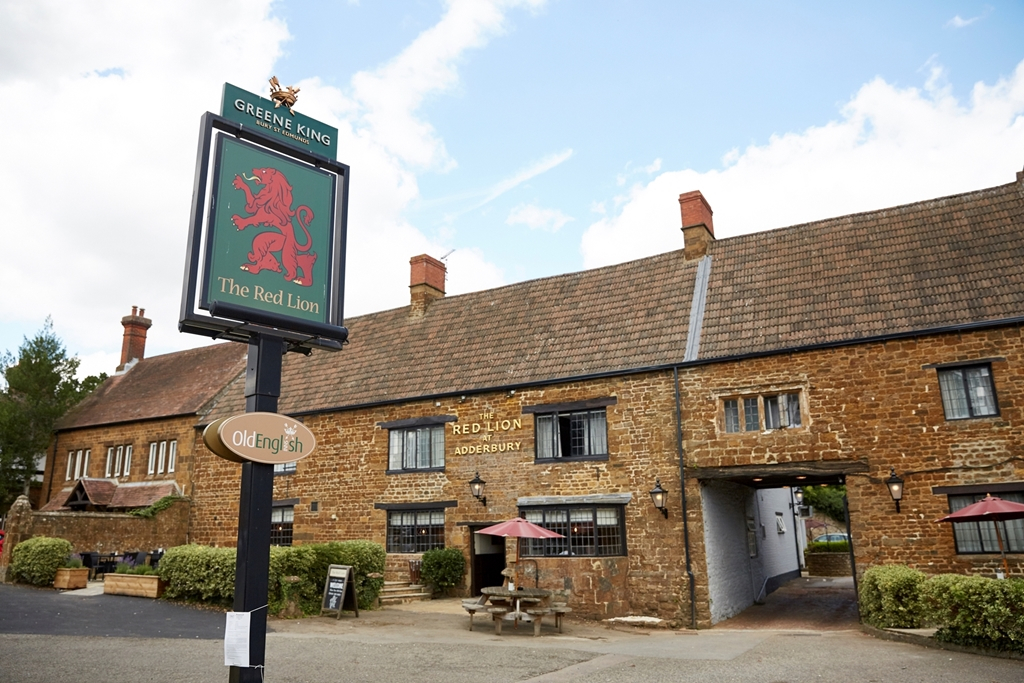 The Red Lion Hotel - Banbury
