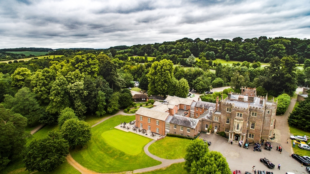 Donnington Grove Hotel and Country Club