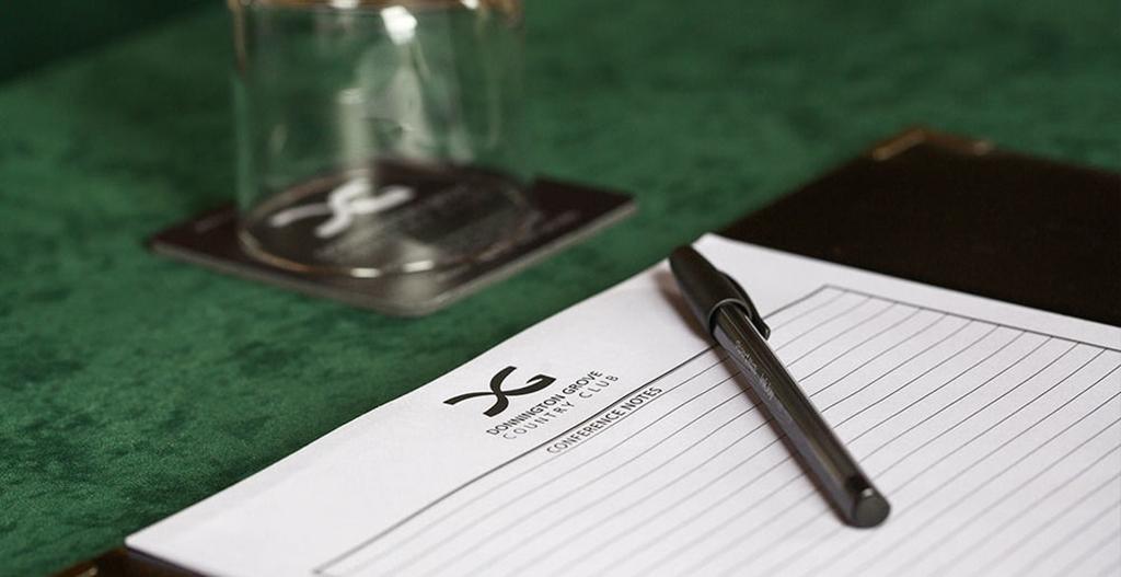 Conferences @ Donnington Grove
